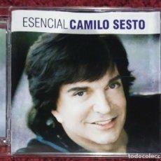 CDs de Música: CAMILO SESTO (ESENCIAL) 2 CD'S 2013. Lote 134926174