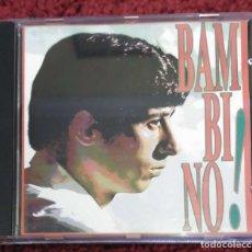 CDs de Música: BAMBINO - (BAMBINO!) CD 1995 DE SU PRIMER LP DE 1969. Lote 134929794