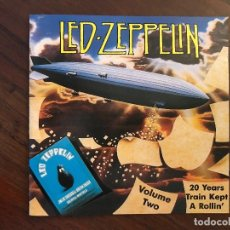 CDs de Música: LED ZEPPELIN – 20 YEARS TRAIN KEPT A ROLLIN' VOL. TWO SELLO: LIVING LEGEND RECORDS – LLRCD 026. Lote 134931802