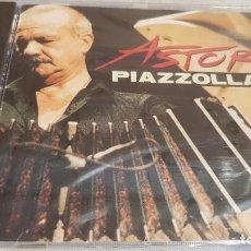 CDs de Música: ASTOR PIAZZOLLA / MISMO TÍTULO / CD - PERFIL / 10 TEMAS / PRECINTADO.. Lote 134934522