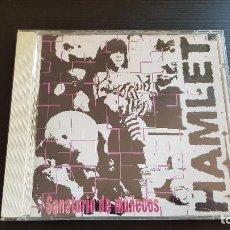 CDs de Música: HAMLET - SANATORIO DE MUÑECOS - CD ALBUM - ZERO - 1998. Lote 134950402