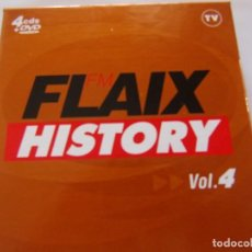 CDs de Música: FLAIX HISTORY VOL. 4 - 4 CD + 1 DVD -. Lote 134959054