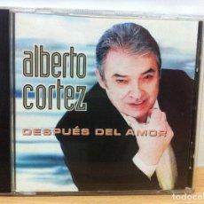 CDs de Música: CD DE ALBERTO CORTEZ - DESPUÉS DEL AMOR. DISCOS PITOKES, 2002. Lote 51032005
