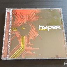 CDs de Música: HYPER - WIRED - DOBLE CD ALBUM - KILOWATT - 2004. Lote 135011182