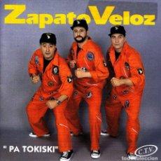 CDs de Música: ZAPATO VELOZ - PA TOKISKI CD ALBUM 1993. Lote 135011778