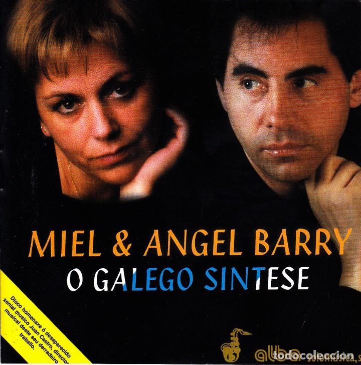 MIEL Y ANGEL BARRY - O GALEGO SINTESE CD ALBUM 1998 (Música - CD's World Music)