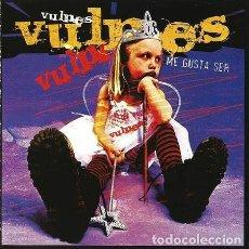 CDs de Música: VULPES – ME GUSTA SER. Lote 135017470