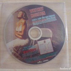 CDs de Música: WHITNEY HOUSTON & ENRIQUE IGLESIAS - COULD I HAVE THIS KISS FOREVER -CD, SINGLE, PROMO - 2000 ARISTA. Lote 243421385