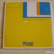 CDs de Música: TEMPO VERANO 2000 - CD, PROMO 2000 TEMPO MUSIC. Lote 135024394