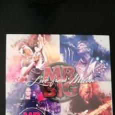CDs de Música: MR BIG MR.BIG - LIVE FROM MILAN (2018) DELUXE EDITION DIGIPACK 2CD+BLUE RAY .PRECINTADO SIN ABRIR .. Lote 135024891