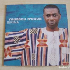 CDs de Música: YOUSSOU N'DOUR - BIRIMA - CD, SINGLE 2000 COLUMBIA. Lote 135031214