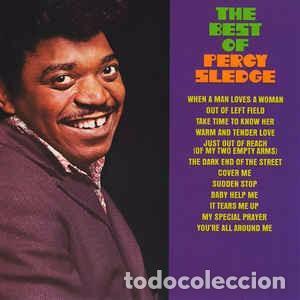 PERCY SLEDGE - THE BEST OF PERCY SLEDGE (CD, COMP, RE) LABEL:ATLANTIC CAT#: 7567-81443-2 (Música - CD's Jazz, Blues, Soul y Gospel)