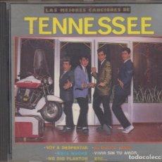 CDs de Música: TENNESSEE CD LAS MEJORES CANCIONES DE TENNESSEE 1990 DIAL DISCOS. Lote 135065962