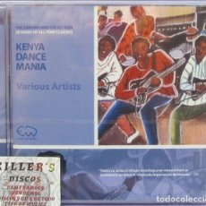CDs de Música: KENYA DANCE MANIA - CD PRECINTADO. Lote 270865078