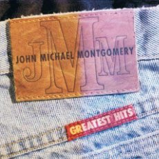 CDs de Música: JOHN MICHAEL MONTGOMERY - GREATEST HITS. CD. ATLANTIC RECORDS. Lote 135100118