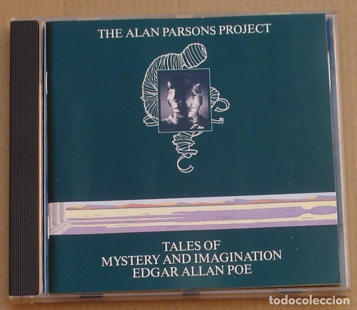 alan parsons project tales of mystery and imagination cd
