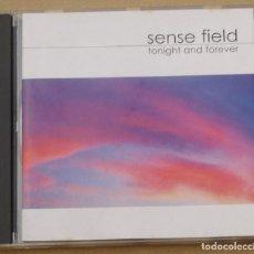 CDs de Música - SENSE FIELD - TONIGHT AND FOREVER (CD) 2001 - 12 TEMAS - 135138674