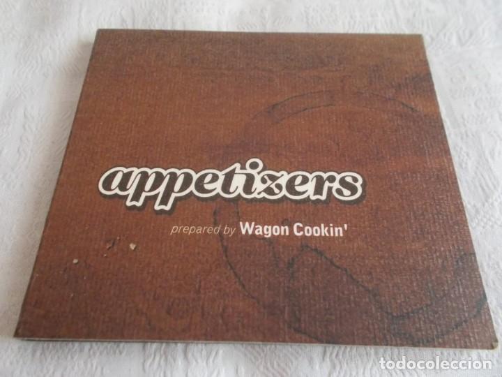WAGON COOKIN' APPETIZERS (Música - CD's Techno)