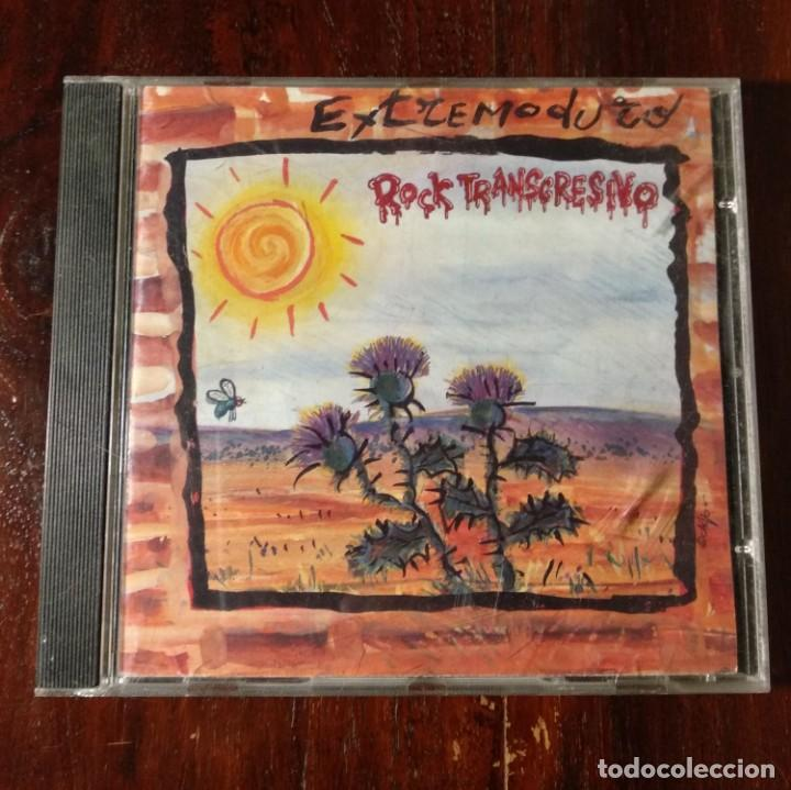 CD - EXTREMODURO - ROCK TRANSGRESIVO - 1994 (Música - CD's Rock)