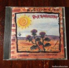 CDs de Música: CD - EXTREMODURO - ROCK TRANSGRESIVO - 1994. Lote 135153186