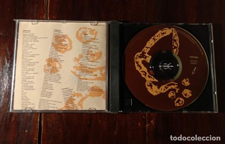 CDs de Música: CD - extremoduro - rock transgresivo - 1994 - Foto 2 - 135153186