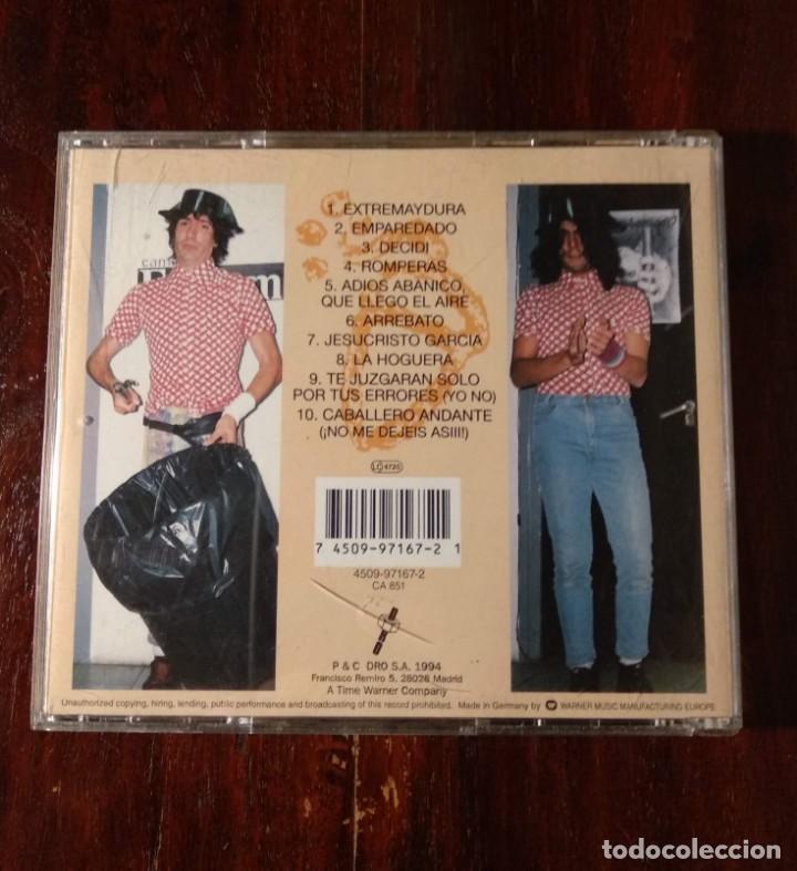 CDs de Música: CD - extremoduro - rock transgresivo - 1994 - Foto 5 - 135153186