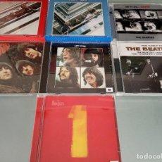 CDs de Música: LOTE PACK 7 CDS DISCOGRAFÍA BEATLES / POP ROCK DISCOS COLECCIÓN!!!! - OPORTUNIDAD!!!. Lote 135194098