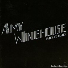 CDs de Música: DOBLE CD ÁLBUM - DELUXE EDITION: AMY WINEHOUSE - BACK TO BLACK - UNIVERSAL ISLAND RECORDS 2007. Lote 135194562