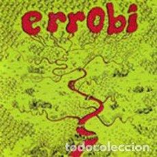 CD de Música: ERROBI – ERROBI ELKAR – KD-15 CD, RE 2008 . Lote 135213826