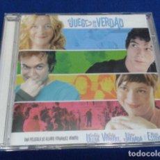 CDs de Música: CD BSO ( EL JUEGO DE LA VERDAD ) 2007 MUSHROOM ( DELUXE, EDUARDO ARBIDE, ELVIS COSTELO, LIMOUSINE... Lote 135215542