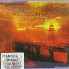 CDs de Música: HISTÓRIA DE SÉTIMA LEGIÃO (CANCIONES Y MÚSICAS, 1983 - 2003) - CD RECOPILATORIO DIGIPACK PRECINTADO. Lote 143203050