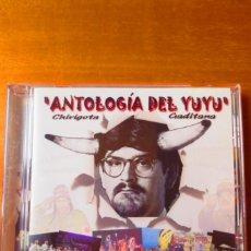 CDs de Música: ANTOLOGIA DEL YUYU (CARNAVAL DE CADIZ) (CD). Lote 135221782