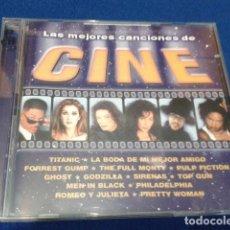 CDs de Música: CD VARIOS 2 DISCOS ( LAS MEJORES CANCIONES DE CINE VOL 1 ) 1999 SONY 40 CANCIONES. Lote 135222706