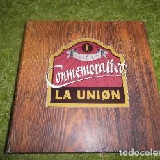 CDs de Música: LA UNION CONMEMORATIVO CD VHS CAJA PROMOCIONAL BOX SET EDICION LIMITADA Y NUMERADA AÑO 1994. Lote 135264830