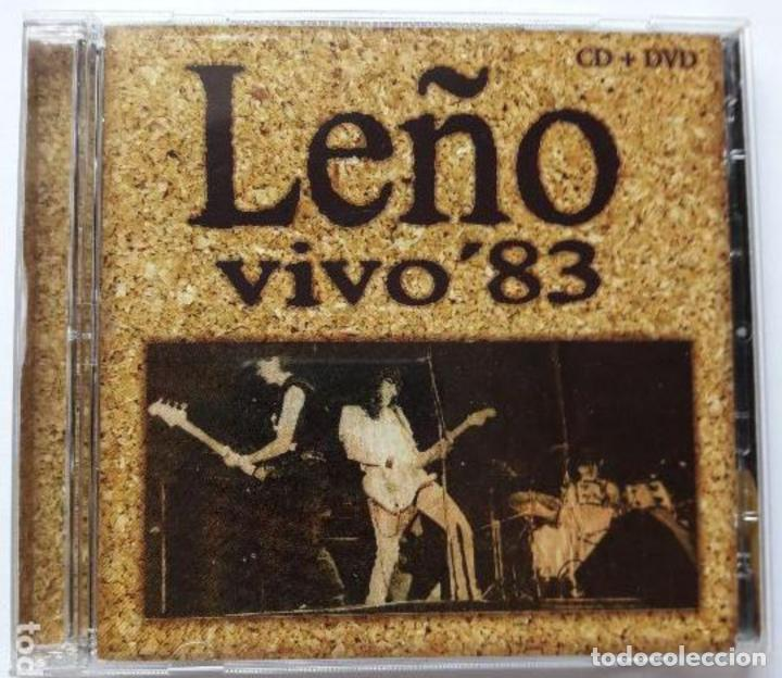 LEÑO VIVO 83 CD + DVD (Música - CD's Rock)