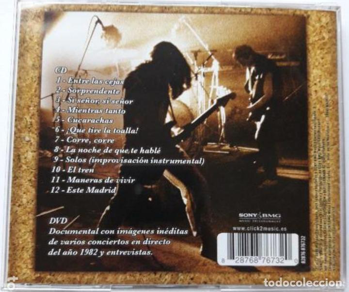 CDs de Música: Leño vivo 83 cd + dvd - Foto 2 - 135269838