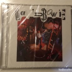 CDs de Música: DAVID BOWIE - NEVER LET ME DOWN 1999 CD NUEVO. Lote 135351979