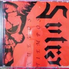 CDs de Música: SUTRA.NUEVOS TIEMPOS...METAL ARAGON...DIFICIL. Lote 135360602