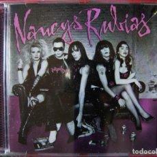 CDs de Música: NANCYS RUBIAS...DIFICIL. Lote 135361346