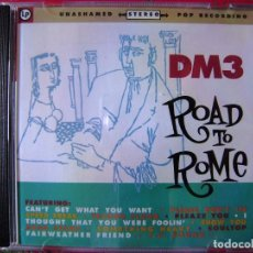 CDs de Música: ROAD TO ROME.DM3...MUY DIFICIL. Lote 135361502