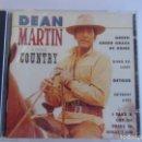 CDs de Música: DEAN MARTIN - SINGS COUNTRY-. Lote 135369702