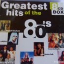 CDs de Música: GREATEST HITS OF THE 80'S - 8 CD-. Lote 135370442