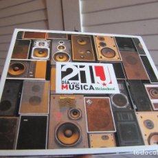 CDs de Música: 21J DIA DE LA MUSICA HEINEKEN. VETUSTA MORLA, LORI MEYERS, ARIZONA BABY... CD DIGIPACK. Lote 135387902