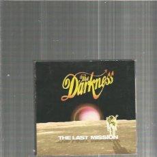 CDs de Música: DARKNESS LAST MISSION. Lote 135393346