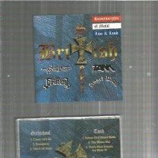 CDs de Música: BRITISH STEEL SAMSON, ETC. Lote 135393850