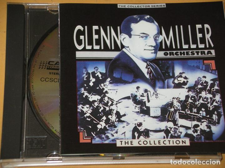 GLENN MILLER ORCHESTRA, THE COLLECTION, CD, ERCOM (Música - CD's Jazz, Blues, Soul y Gospel)