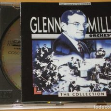 CDs de Música: GLENN MILLER ORCHESTRA, THE COLLECTION, CD, ERCOM. Lote 135431382