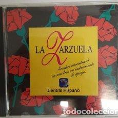 CDs de Música: CD LA ZARZUELA DE ALFREDO KRAUS - LA REVOLTOSA - TIEMPO -. Lote 135436650