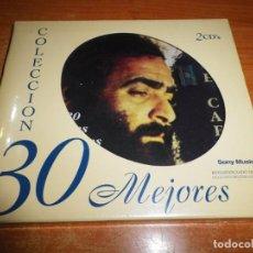 CDs de Música: JORGE CAFRUNE MIS 30 MEJORES CANCIONES COLECCION 30 MEJORES 2 CD PRECINTADO SOBRECUBIERTA ARGENTINA. Lote 135438650