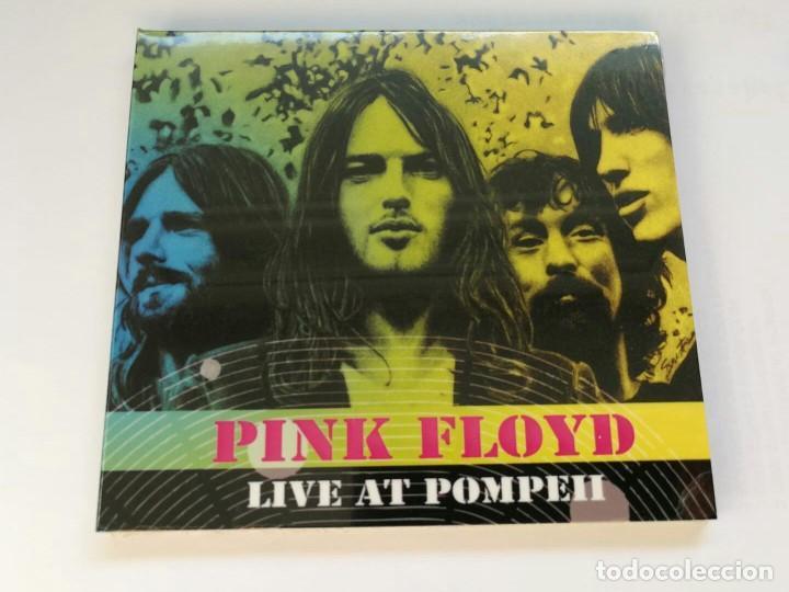 PINK FLOYD - LIVE AT POMPEII - CD DIGIPACK - NUEVO Y PRECINTADO